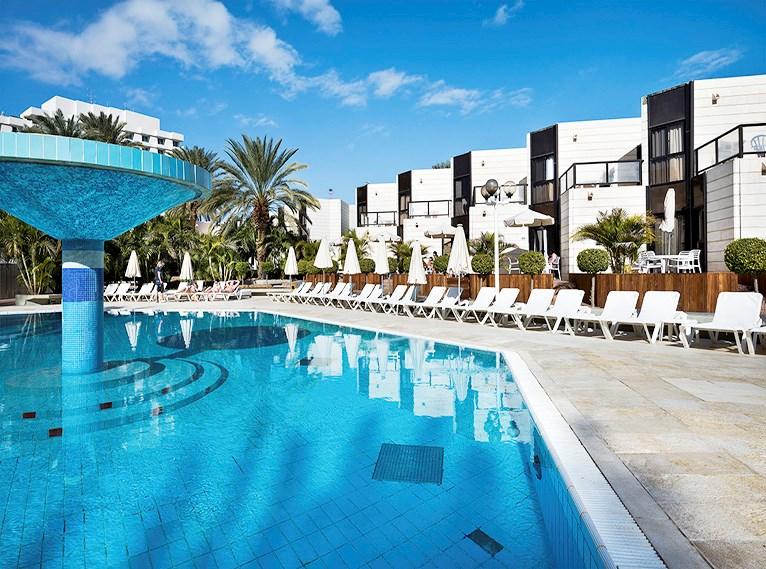 Isrotel Riviera - Эйлат