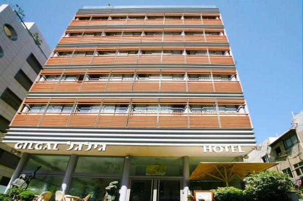 Gil Gal - Тель-Авив