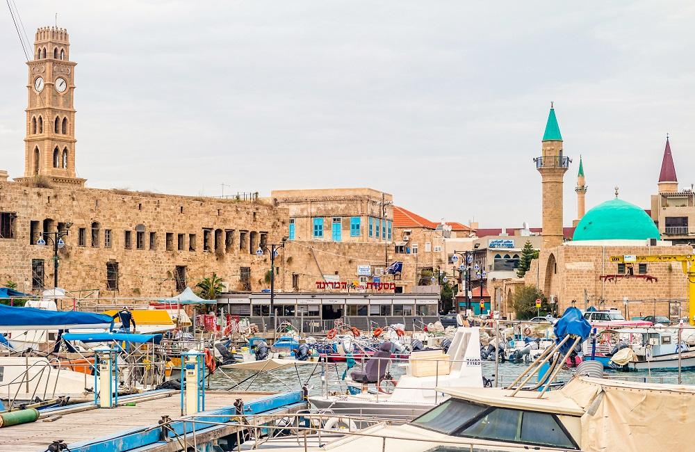 Кейсария, Хайфа, Акко - Север Израиля