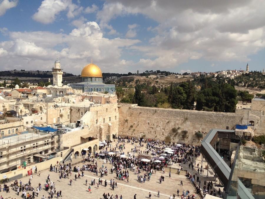 Иерусалим обзорный. Яд Вашем - Иерусалим