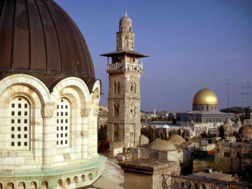 Иерусалим 3-х религий