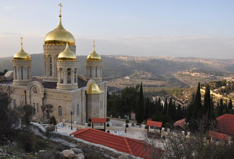 Вифлеем. Русский Иерусалим -  Вифлеем, Иерусалим