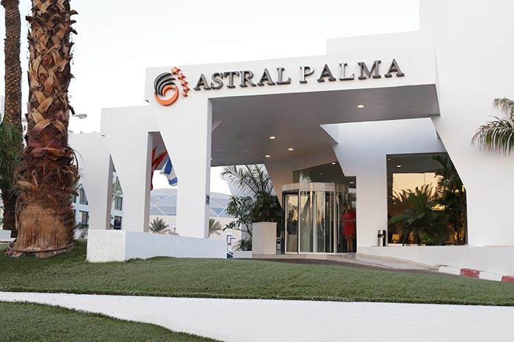 Astral Palma - Эйлат