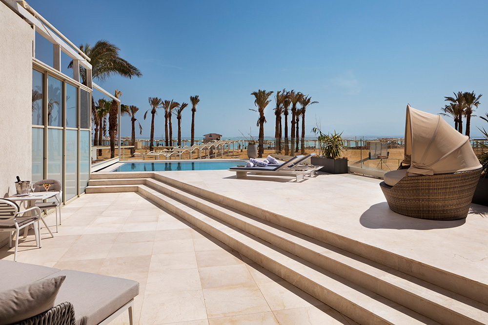 Hod Hamidbar - Мёртвое море