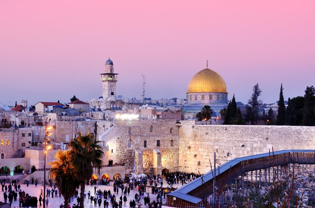 На недельку в Израиль -