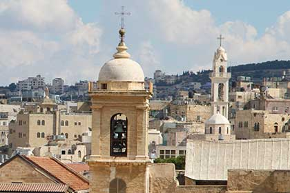 Вифлеем. Святыни Иерусалима