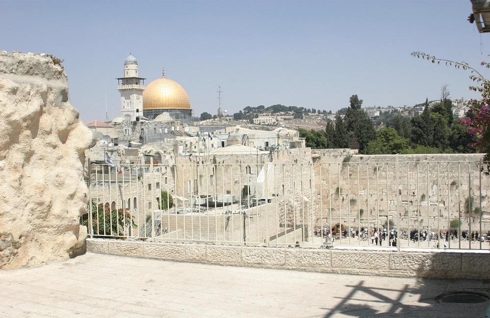 Иерусалим, Вифлеем, Галилея - Акция