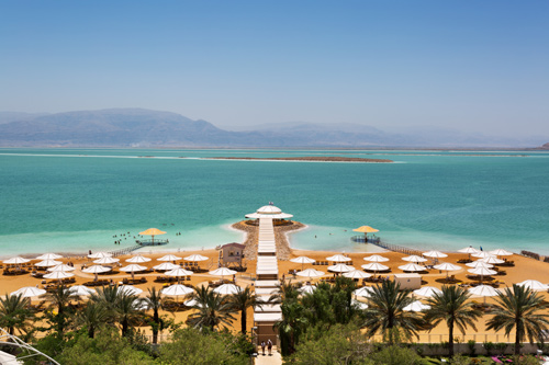 Мёртвое море. Отель LOT. SPA, обед, пляж - Мёртвое море