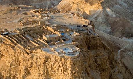 Мёртвое море. Массада - Мёртвое море
