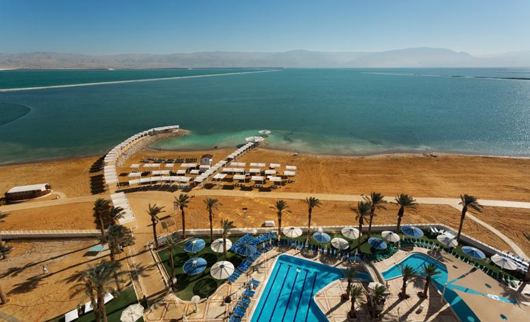 Crowne Plaza - Мёртвое море