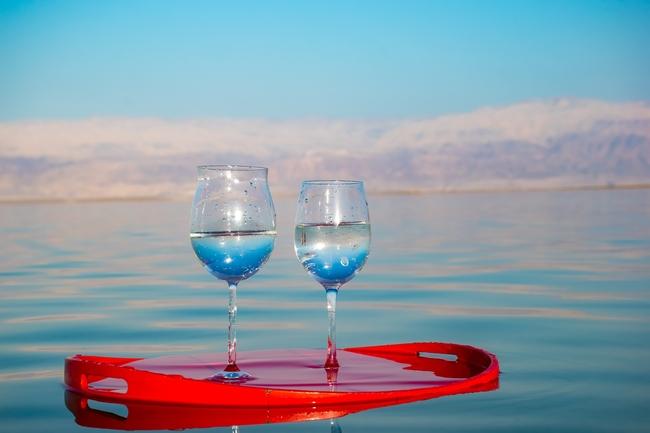 Мёртвое море – красивый и целебный отдых!