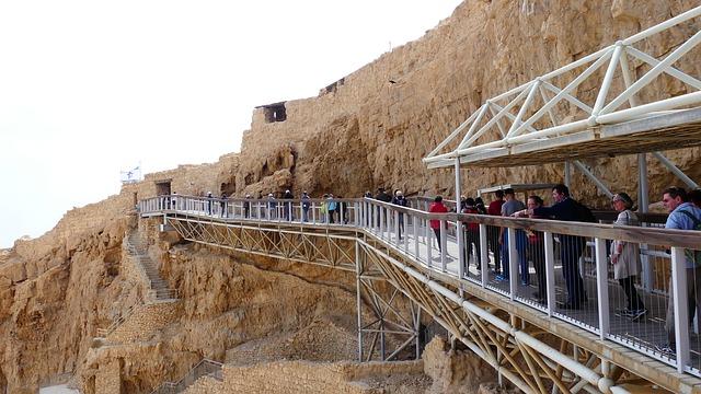 Мёртвое море. Массада